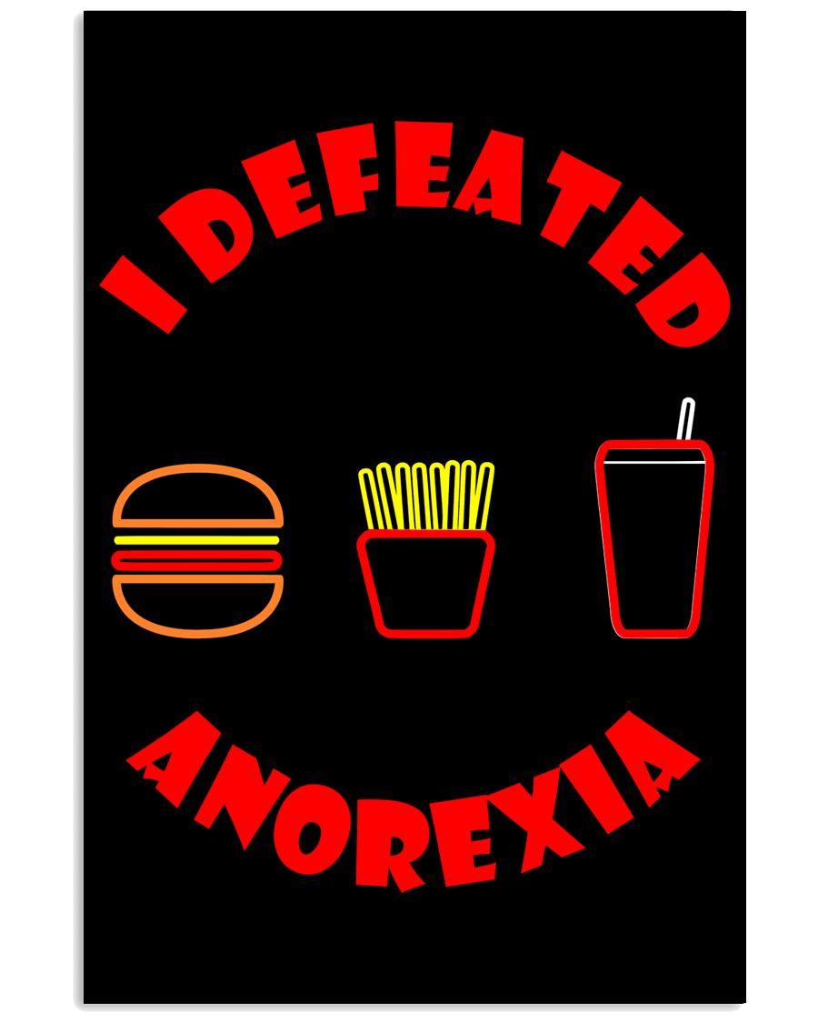 Anorexia 24x36 Poster showcase