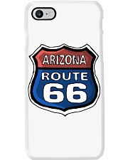 Route 66 Arizona Phone Case tile