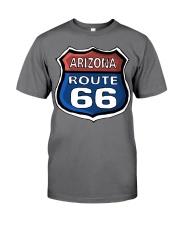 Route 66 Arizona Premium Fit Mens Tee thumbnail
