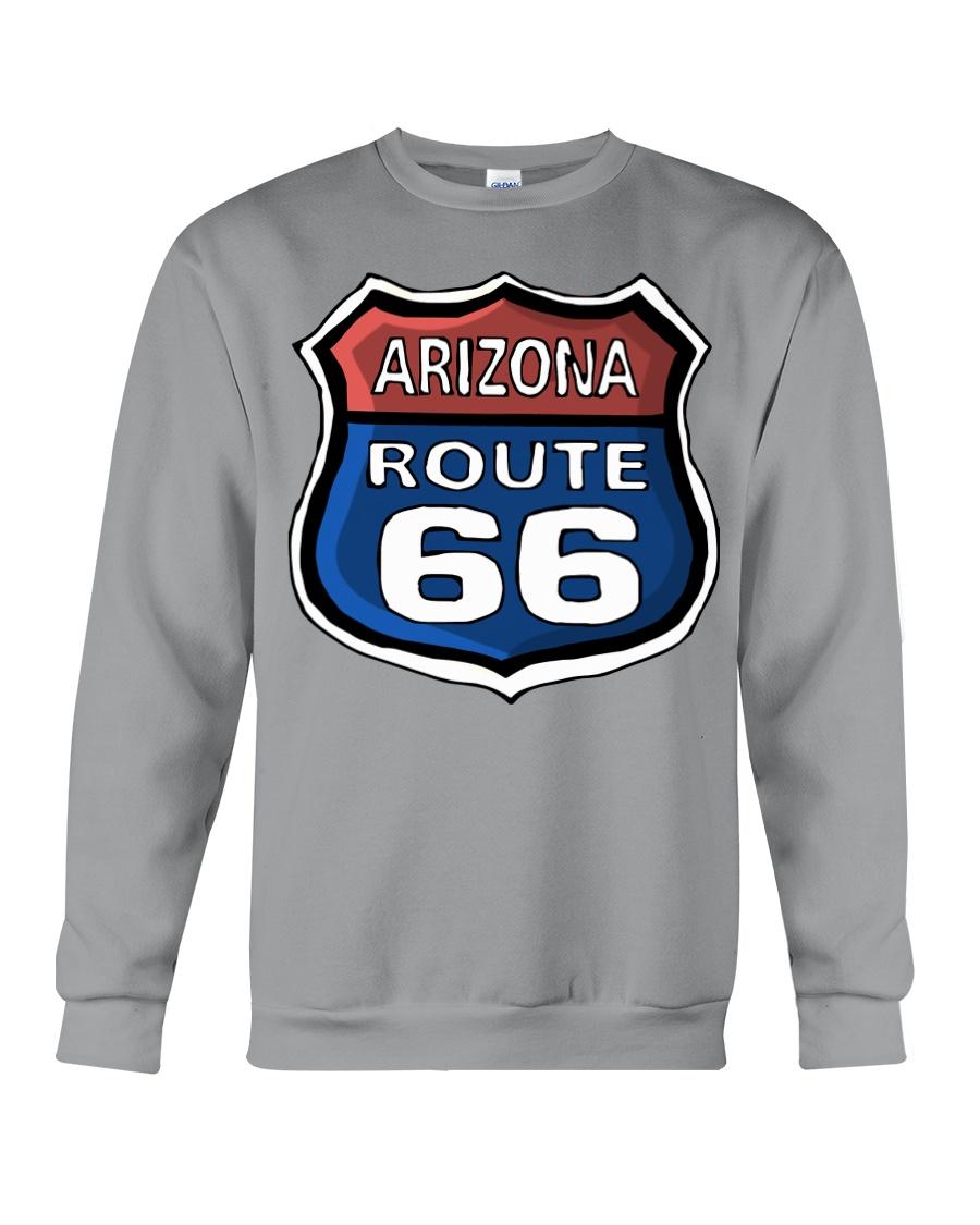 Route 66 Arizona Crewneck Sweatshirt