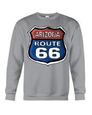 Route 66 Arizona Crewneck Sweatshirt front