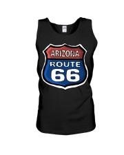 Route 66 Arizona Unisex Tank thumbnail