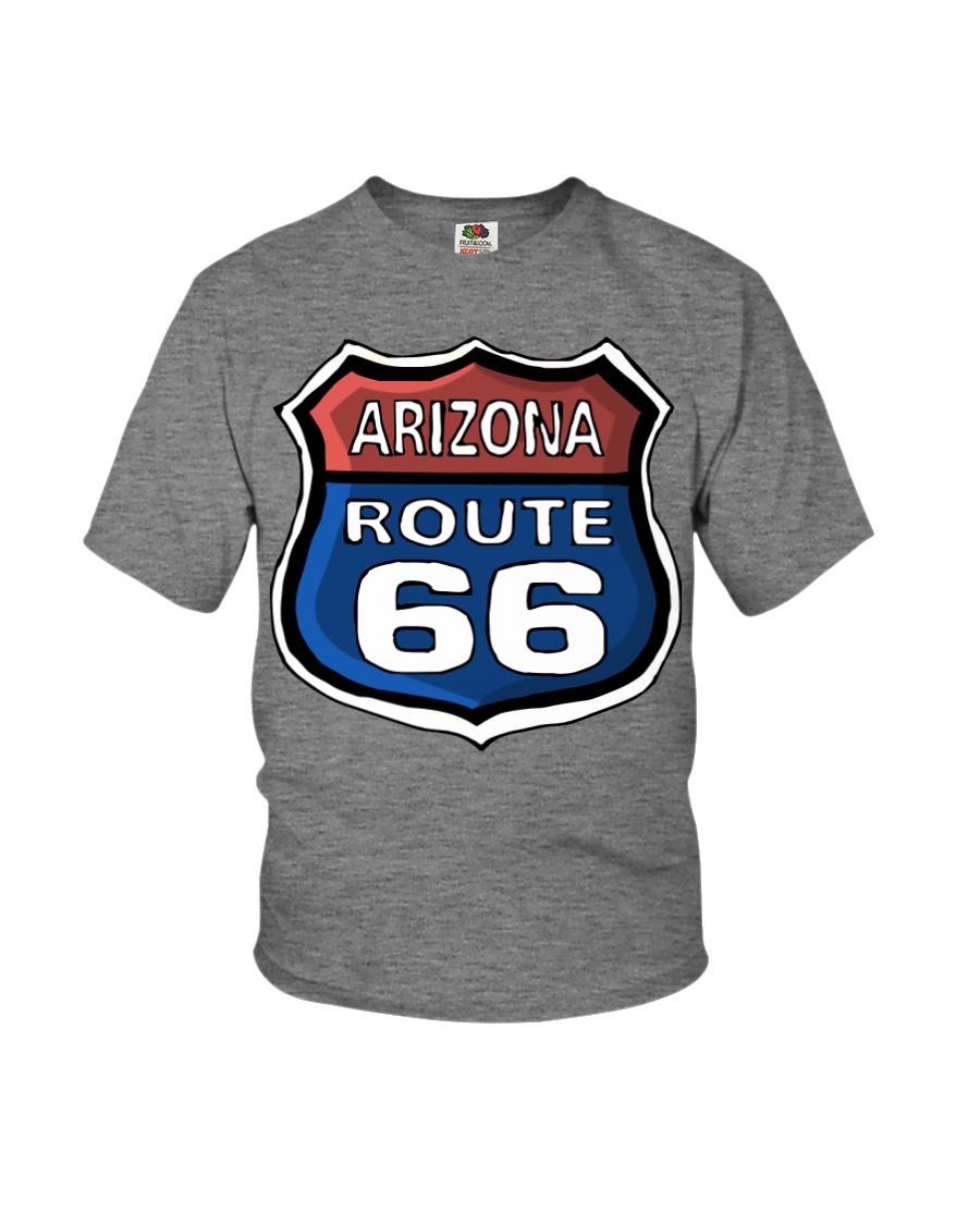 Route 66 Arizona Youth T-Shirt