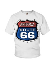 Route 66 Arizona Youth T-Shirt thumbnail