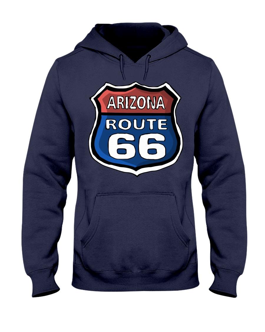Route 66 Arizona Hooded Sweatshirt