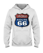 Route 66 Arizona Hooded Sweatshirt thumbnail