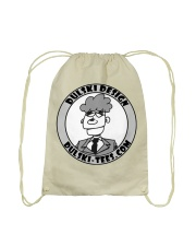 Route 66 Arizona Drawstring Bag back