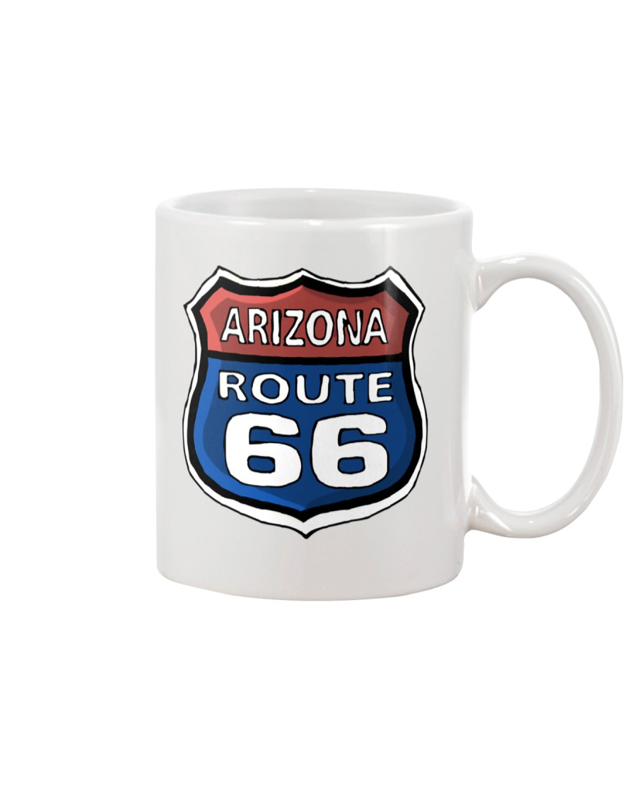 Route 66 Arizona Mug