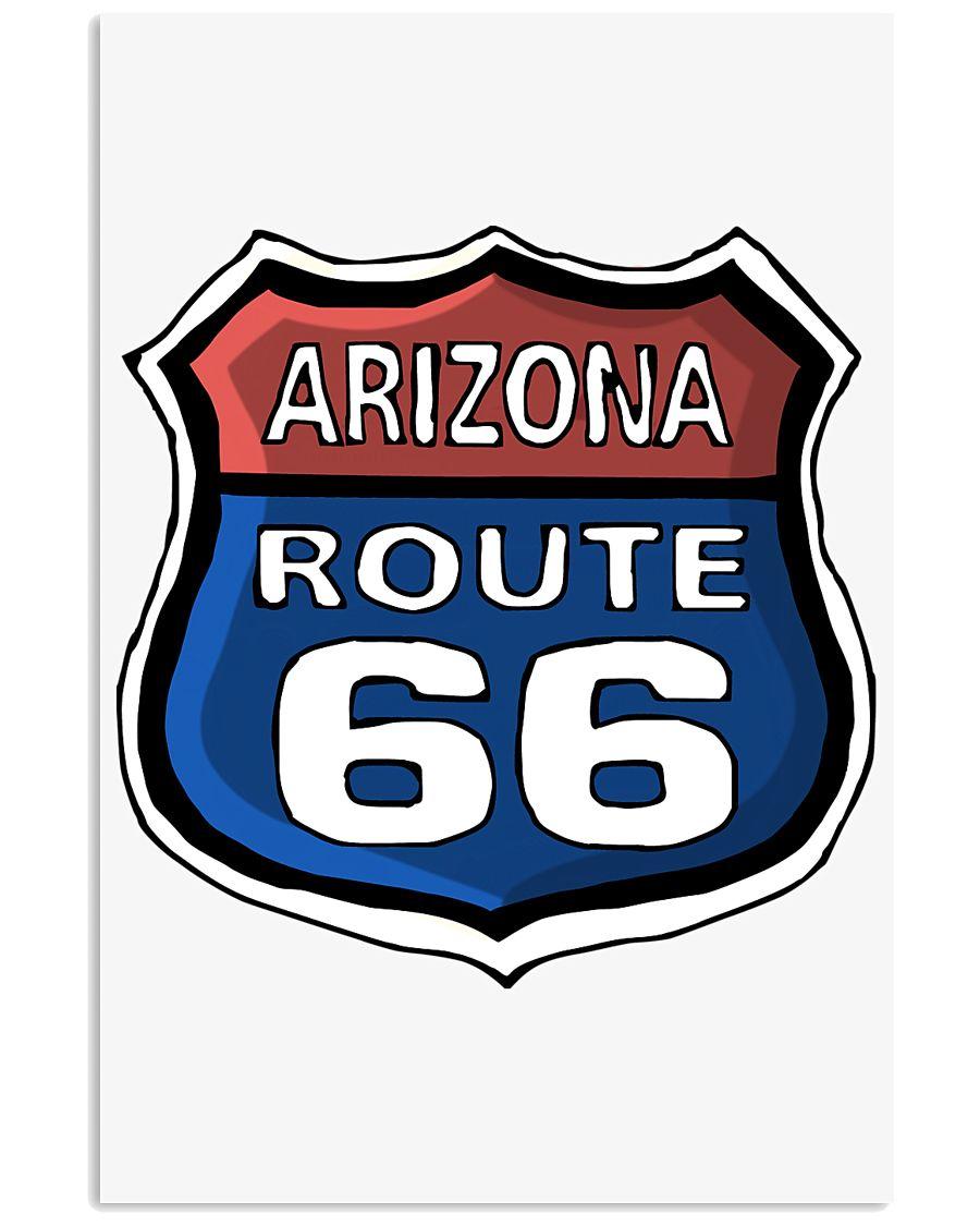 Route 66 Arizona 24x36 Poster showcase