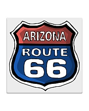 Route 66 Arizona Square Coaster thumbnail