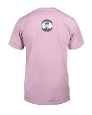 Aztecs Calendar Classic T-Shirt back