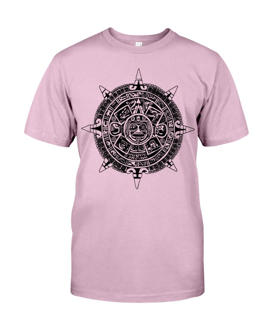 Aztecs Calendar Classic T-Shirt