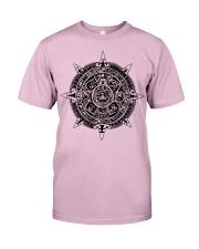 Aztecs Calendar Classic T-Shirt front