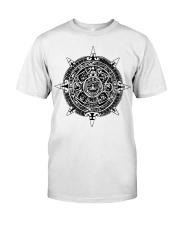 Aztecs Calendar Classic T-Shirt thumbnail