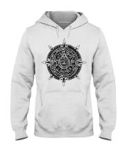 Aztecs Calendar Hooded Sweatshirt thumbnail