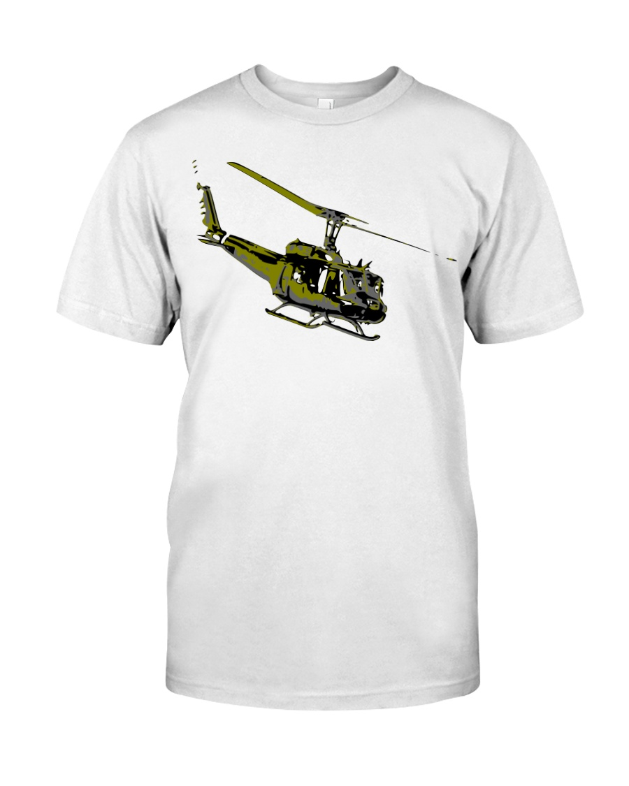 Huey Helicopter Classic T-Shirt