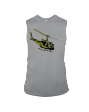 Huey Helicopter Sleeveless Tee front