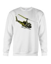 Huey Helicopter Crewneck Sweatshirt thumbnail