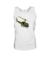 Huey Helicopter Unisex Tank thumbnail