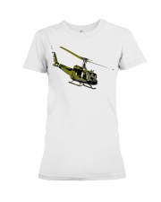 Huey Helicopter Premium Fit Ladies Tee thumbnail