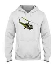 Huey Helicopter Hooded Sweatshirt thumbnail