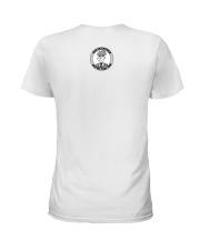 Huey Helicopter Ladies T-Shirt back