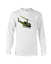 Huey Helicopter Long Sleeve Tee thumbnail