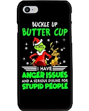Buckle Up Butter Cup Phone Case thumbnail