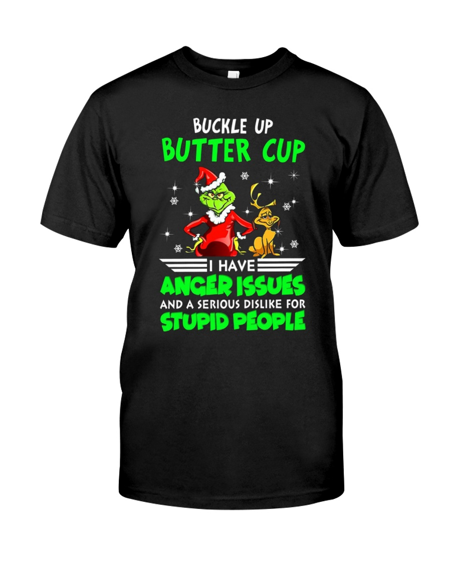 Buckle Up Butter Cup Classic T-Shirt