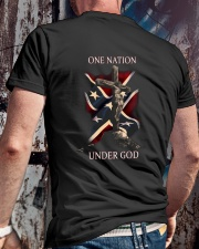 One Nation Under God Classic T-Shirt lifestyle-mens-crewneck-back-2