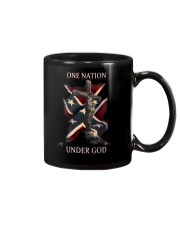 One Nation Under God Mug tile