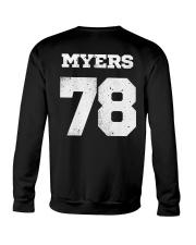78 Crewneck Sweatshirt back