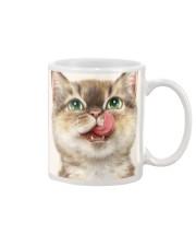 Cat Lick Kitty Mug thumbnail