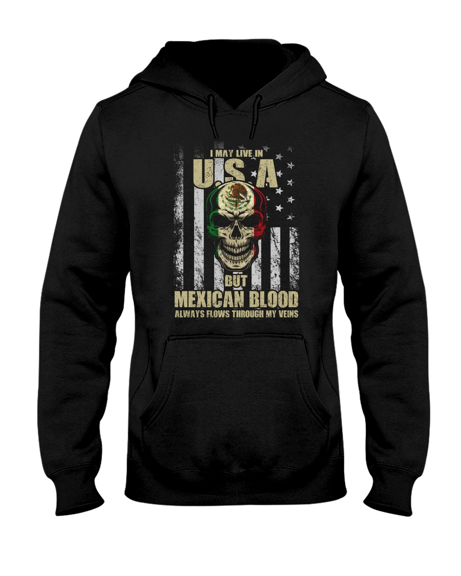 MEXICAN Hooded Sweatshirt