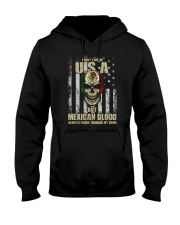 MEXICAN Hooded Sweatshirt front