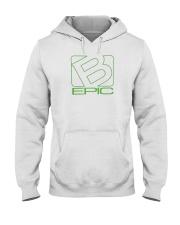 BEpic Green Logo Hooded Sweatshirt thumbnail