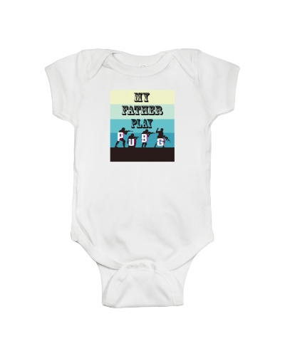 T-shirt PUBG for kids