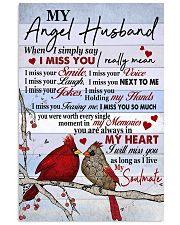 My Angel Husband 11x17 Poster front