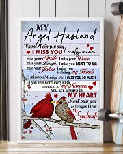 My Angel Husband 11x17 Poster lifestyle-poster-4