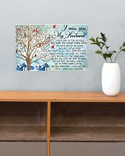 I Miss You My Husband 17x11 Poster poster-landscape-17x11-lifestyle-24