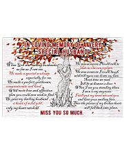 Miss You So Much 17x11 Poster front