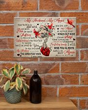 My Husband My Angel 17x11 Poster poster-landscape-17x11-lifestyle-23
