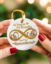 As Long As I Breathe Circle ornament - single (porcelain) aos-circle-ornament-single-porcelain-lifestyles-08