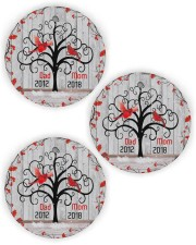 Limited Edition Circle Ornament (Wood tile