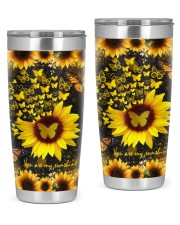 You Are My Sunshine 20oz Tumbler front