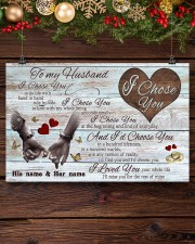 To My Husband 17x11 Poster aos-poster-landscape-17x11-lifestyle-27