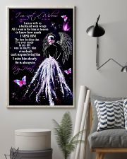 Im Not A Widow 11x17 Poster lifestyle-poster-1