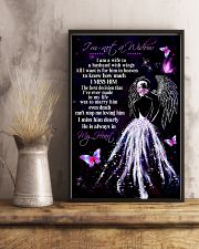 Im Not A Widow 11x17 Poster lifestyle-poster-3
