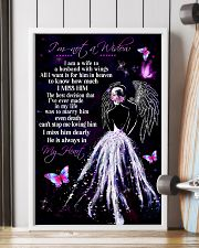 Im Not A Widow 11x17 Poster lifestyle-poster-4