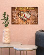 To My Husband 17x11 Poster poster-landscape-17x11-lifestyle-21